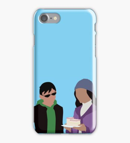 Young Chalant iPhone Case/Skin