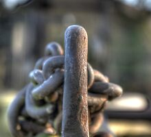 Chained by Peter Wiggerman