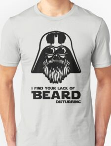 Bearded Vader T-Shirt