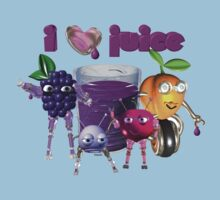 I Heart Love Juice Kids Clothes