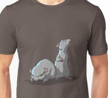 2 Laboratory Mice Unisex T-Shirt