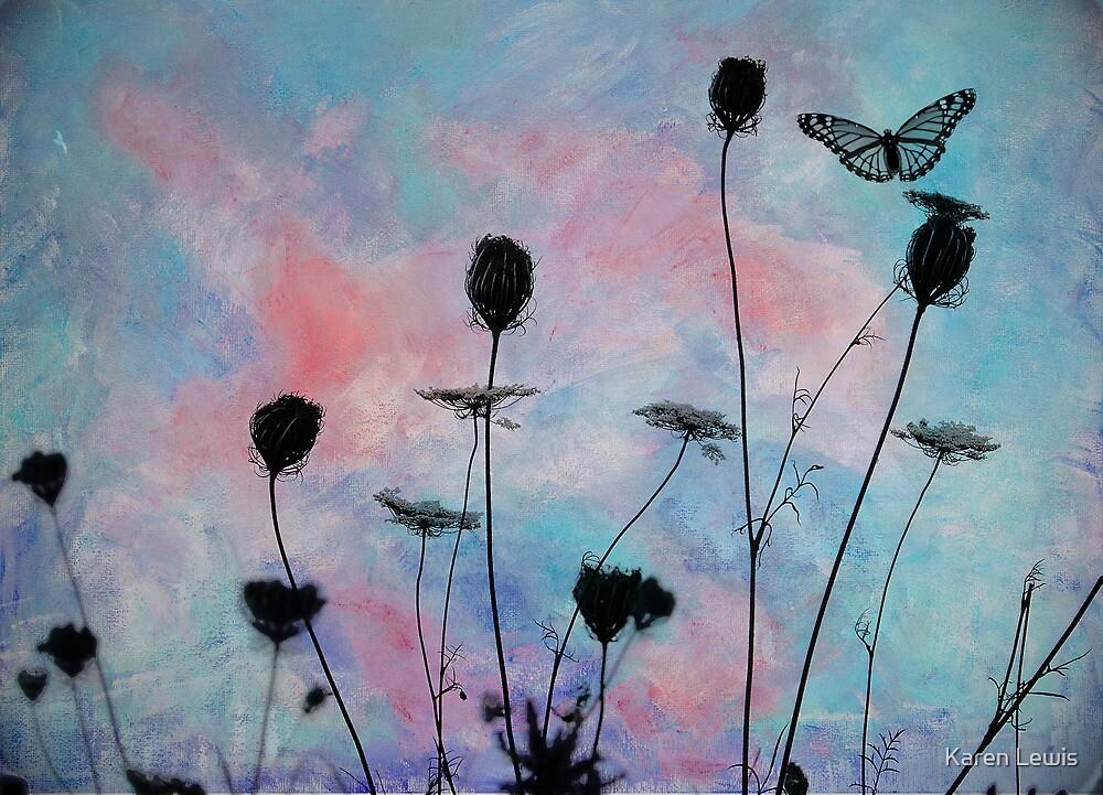 Wildflower Garden by Karen Lewis