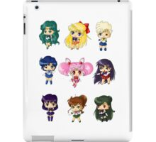 Chibi Sailor Scouts iPad Case/Skin
