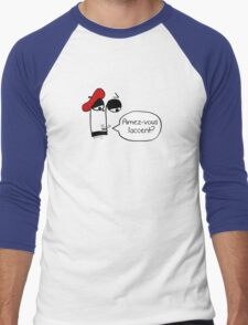 Aimez-vous l'accent? - Funny French Music Cartoon T-Shirt