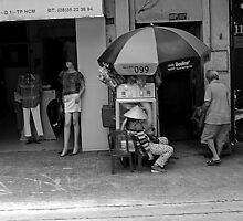 casual day - Ho Chi Minh city. by geof