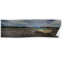 Moruya Sand Flats Poster