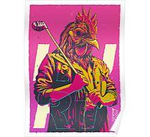 Hotline Miami Richard Poster