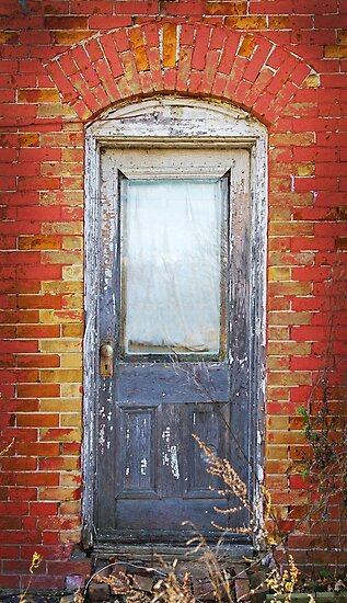 Door by Jim Cumming