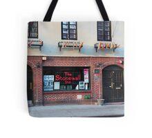 Stonewall Inn. Greenwich Village. Tote Bag