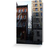 Hidden New York (2) Greeting Card