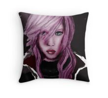 Lightning Returns Throw Pillow