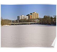 Rideau River, Ottawa, ON Poster