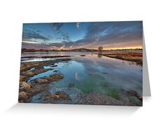 Mudset Greeting Card