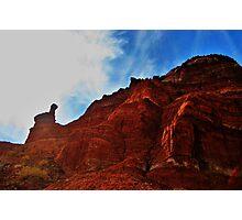 Palo Duro Canyon Photographic Print