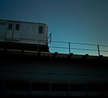 NYC Subway by AbeCPhotography