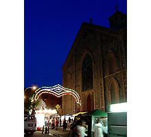 Little Italy NYC Photographic Print