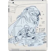 Mordin and Eve iPad Case/Skin