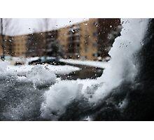 Snowed In Photographic Print