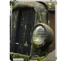 Truck Grill iPad Case/Skin