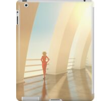 Tranquility - A Place in The Sky iPad Case/Skin