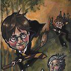 Harry Potter by Dayna W