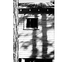 Old Florida Cracker House Photographic Print