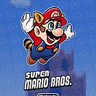Super Mario Bros. iPhone cover by fanboydesigns