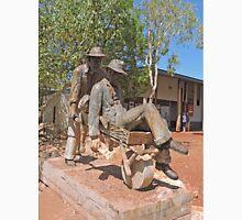 """Russian Jack"" Statue, Halls Creek, Western Australia Unisex T-Shirt"