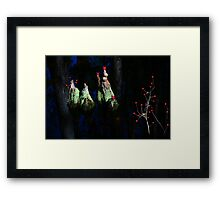 Twilight Fantacy Framed Print