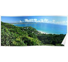 Cape Byron - Byron Bay NSW Poster