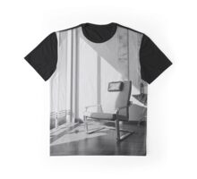 A Seat By The Window Graphic T-Shirt