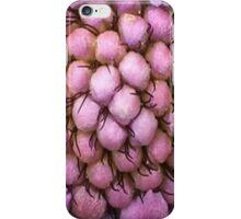 Pink Flower Bud iPhone Case/Skin
