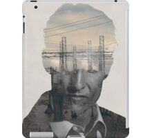 The Good Detectivee iPad Case/Skin
