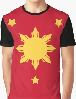 Tatak Pinoy 3 Graphic T-Shirt