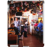 Cameron Corner Roadhouse, Queensland, Australia iPad Case/Skin
