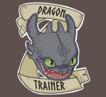 Toothless - Dragon Trainer One Piece - Short Sleeve