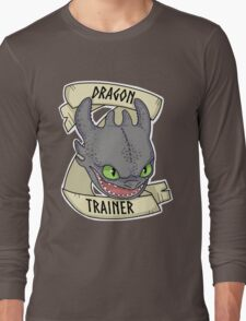 Toothless - Dragon Trainer Long Sleeve T-Shirt
