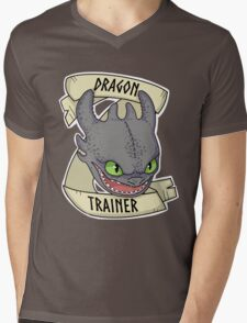 Toothless - Dragon Trainer Mens V-Neck T-Shirt