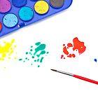 Color splashes by Joana Kruse