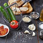 mediterranean food by Joana Kruse