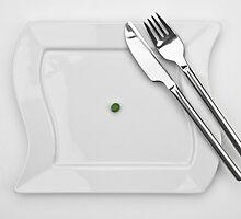 the pea by Joana Kruse
