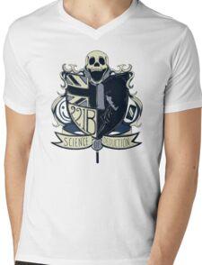 Consultant's Crest Mens V-Neck T-Shirt