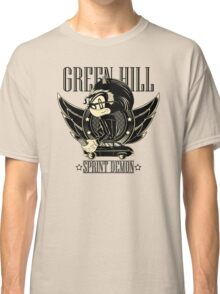 Green Hill Sprint Demon Classic T-Shirt