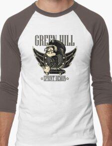 Green Hill Sprint Demon Men's Baseball ¾ T-Shirt