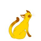 Tootie Fruity - Banana Cat by RileyOMalley