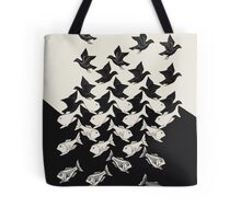 In the style of Escher Tote Bag