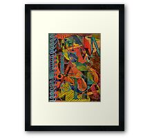 Times New Roman Framed Print