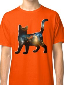 CELESTIAL CAT 2 Classic T-Shirt