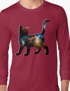 CELESTIAL CAT 2 Long Sleeve T-Shirt
