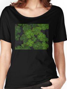 Water Lilly Zen Women's Relaxed Fit T-Shirt